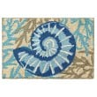 Product Image of Blue (19243) Outdoor / Indoor Area Rug