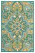 Product Image of Aqua (19043) Outdoor / Indoor Area Rug