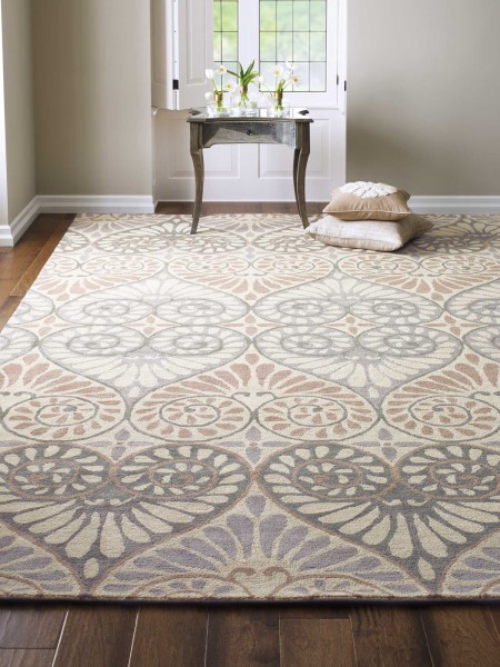 Pewter (10292) Contemporary / Modern Area Rug