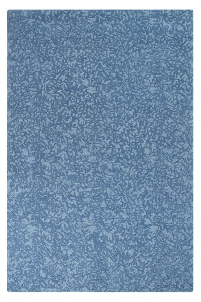 Blue Iris (10310) Solid Area Rug