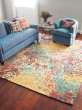 Product Image of Yellow (10286) Contemporary / Modern Area Rug