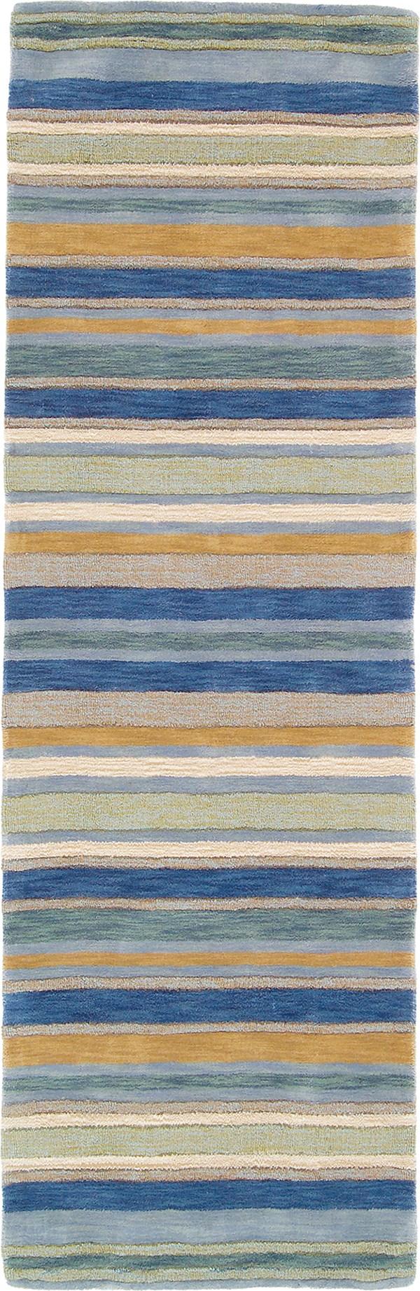 Seagrass (19045) Striped Area Rug