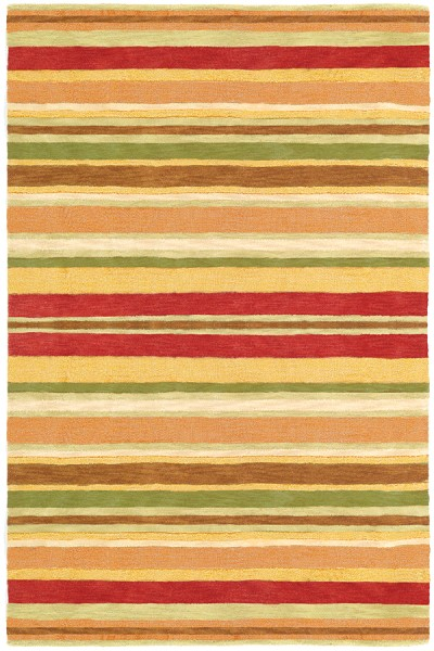 Seagrass (19045) Striped Area Rug
