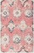 Product Image of Bohemian Red, Black, Cream Area Rug
