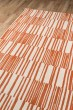 Product Image of Orange Contemporary / Modern Area Rug
