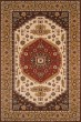 Product Image of Traditional / Oriental Cocoa Area Rug