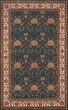 Product Image of Traditional / Oriental Teal Blue Area Rug
