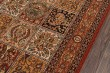 Product Image of Salmon, Charcoal, Sage Traditional / Oriental Area Rug