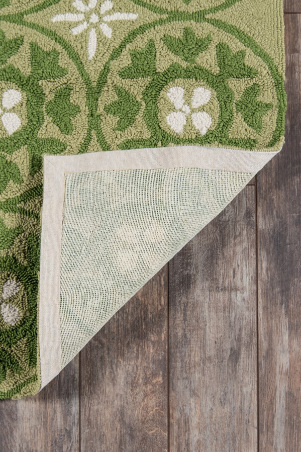 Grass Moroccan Area Rug