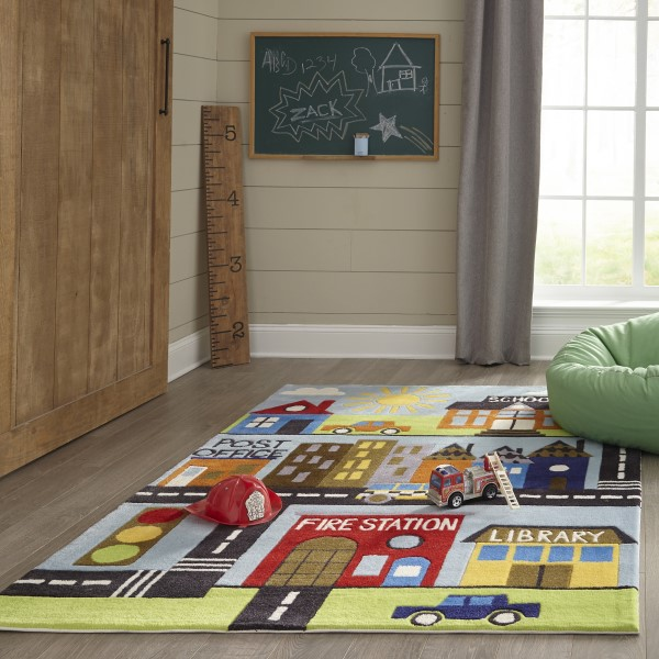 Town Children's / Kids Area Rug