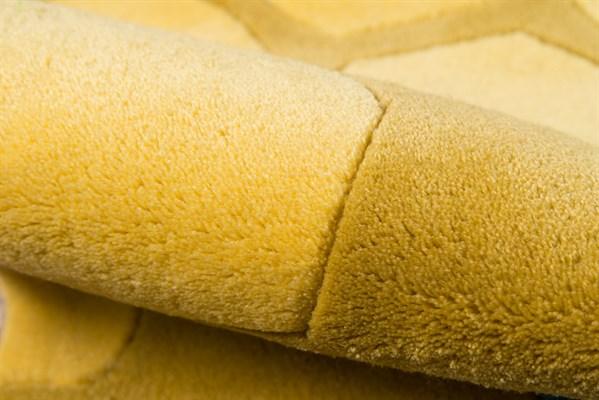 Honeycomb Gold Children's / Kids Area Rug