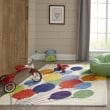 Product Image of Blue, Green, Red Children's / Kids Area Rug