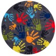Product Image of Gray Children's / Kids Area Rug