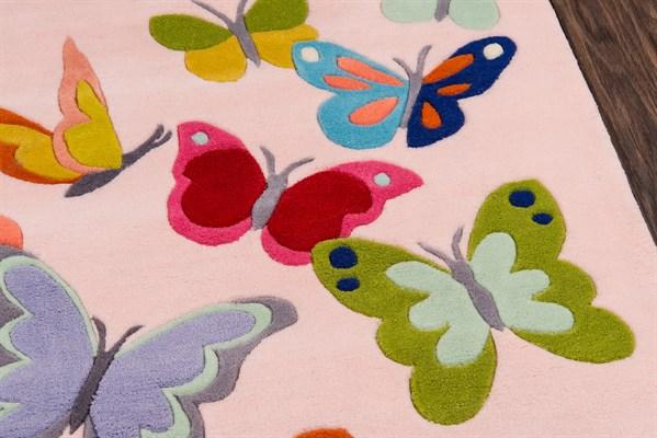 Pink Children's / Kids Area Rug