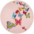 Product Image of Pink Children's / Kids Area Rug