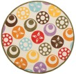 Product Image of Ivory Children's / Kids Area Rug