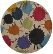 Product Image of Ivory Contemporary / Modern Area Rug
