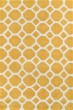 Product Image of Contemporary / Modern Gold Area Rug