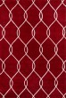 Product Image of Moroccan Red Area Rug