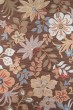 Product Image of Brown Floral / Botanical Area Rug