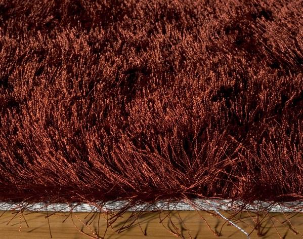 Brick Solid Area Rug