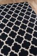 Product Image of Black Moroccan Area Rug