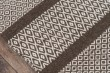Product Image of Brown Striped Area Rug