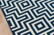 Product Image of Navy Outdoor / Indoor Area Rug
