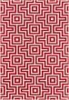 Product Image of Outdoor / Indoor Red Area Rug