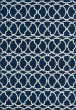 Product Image of Outdoor / Indoor Navy Area Rug