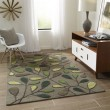 Product Image of Green Floral / Botanical Area Rug