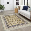 Product Image of Gold Bohemian Area Rug
