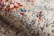 Product Image of Grey, Red, Yellow Contemporary / Modern Area Rug