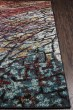 Product Image of Blue Contemporary / Modern Area Rug