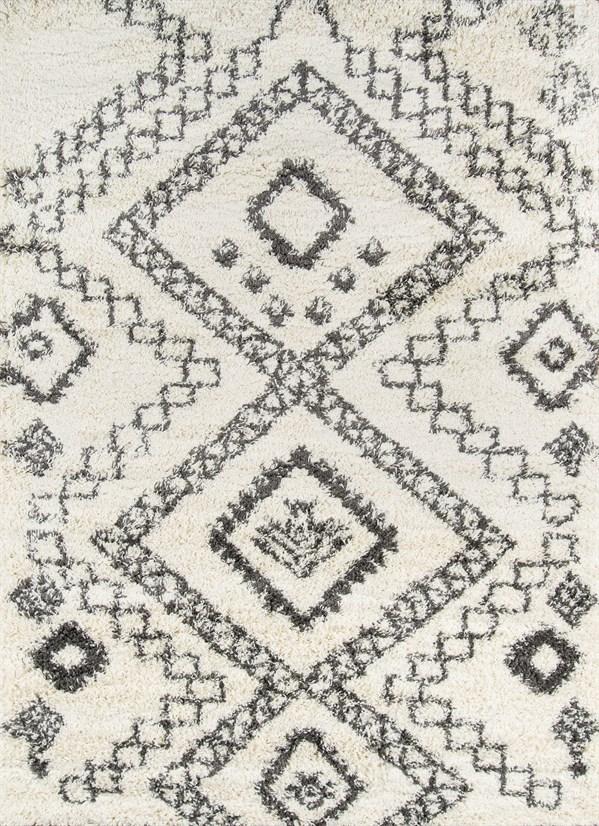 Ivory Southwestern / Lodge Area Rug