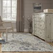 Product Image of Blue, Green Floral / Botanical Area Rug