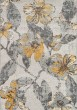 Product Image of Grey Floral / Botanical Area Rug