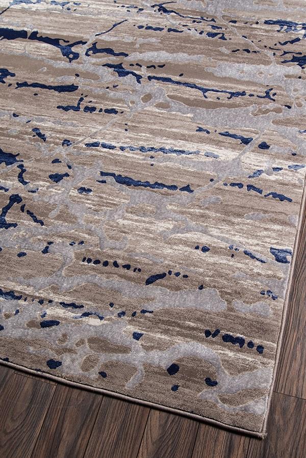 Sand Contemporary / Modern Area Rug