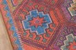 Product Image of Red, Blue, Brown Traditional / Oriental Area Rug