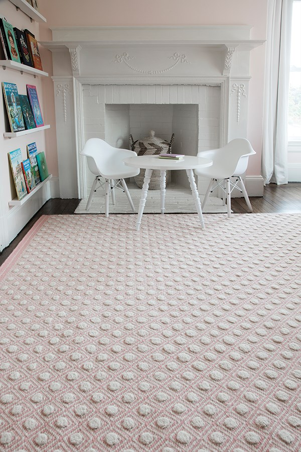 Pink (LGD-2) Casual Area Rug