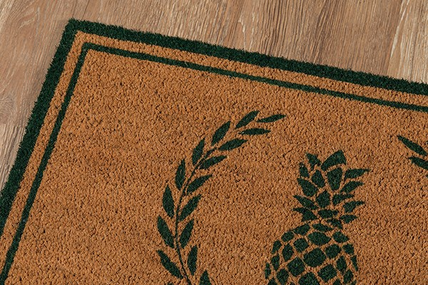 Green (PAR-1) Outdoor / Indoor Area Rug