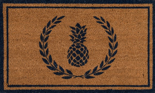 Navy (PAR-01) Outdoor / Indoor Area Rug