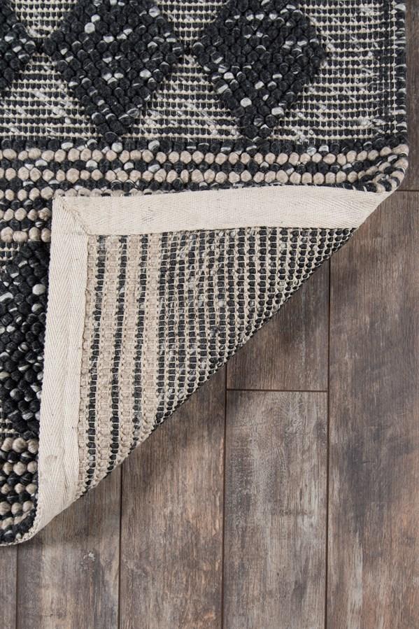 Charcoal Southwestern / Lodge Area Rug