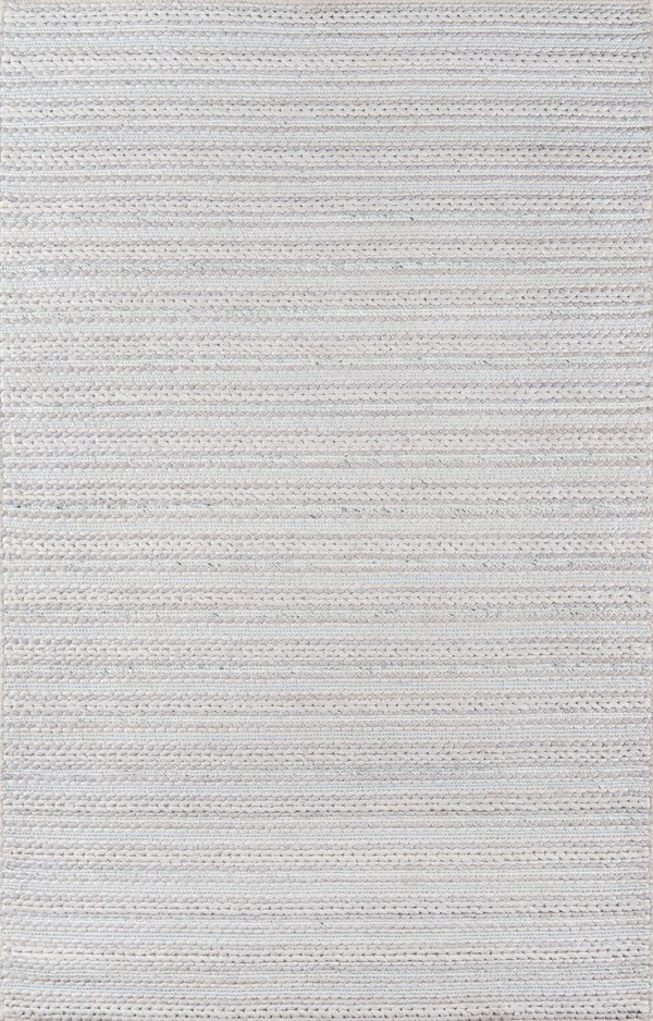 Light Grey Casual Area Rug