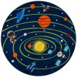 Product Image of Navy (PLA-03) Children's / Kids Area Rug