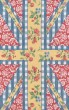 Product Image of Red, Blue, Yellow Floral / Botanical Area Rug