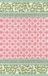 Product Image of Pink, Green, Ivory Outdoor / Indoor Area Rug