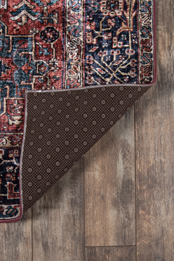 Rust Persian Area Rug