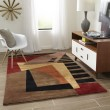 Product Image of Pomegranate Contemporary / Modern Area Rug