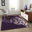 Product Image of Purple Contemporary / Modern Area Rug